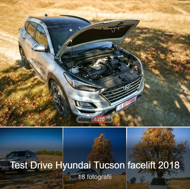 test drive hyundai tucson facelift 2018 eblogauto. Black Bedroom Furniture Sets. Home Design Ideas
