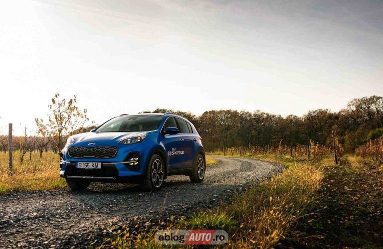 Test Drive KIA SPORTAGE 1.6 DSL 7DCT GT Line 2018 [VIDEO]