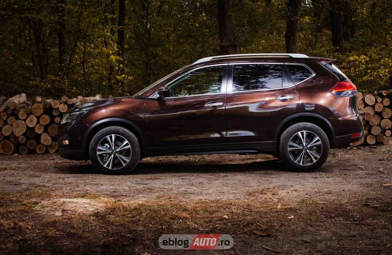 Test Drive Nissan X-Trail 2.0 4WD CVT 177 CP 2019 [VIDEO]