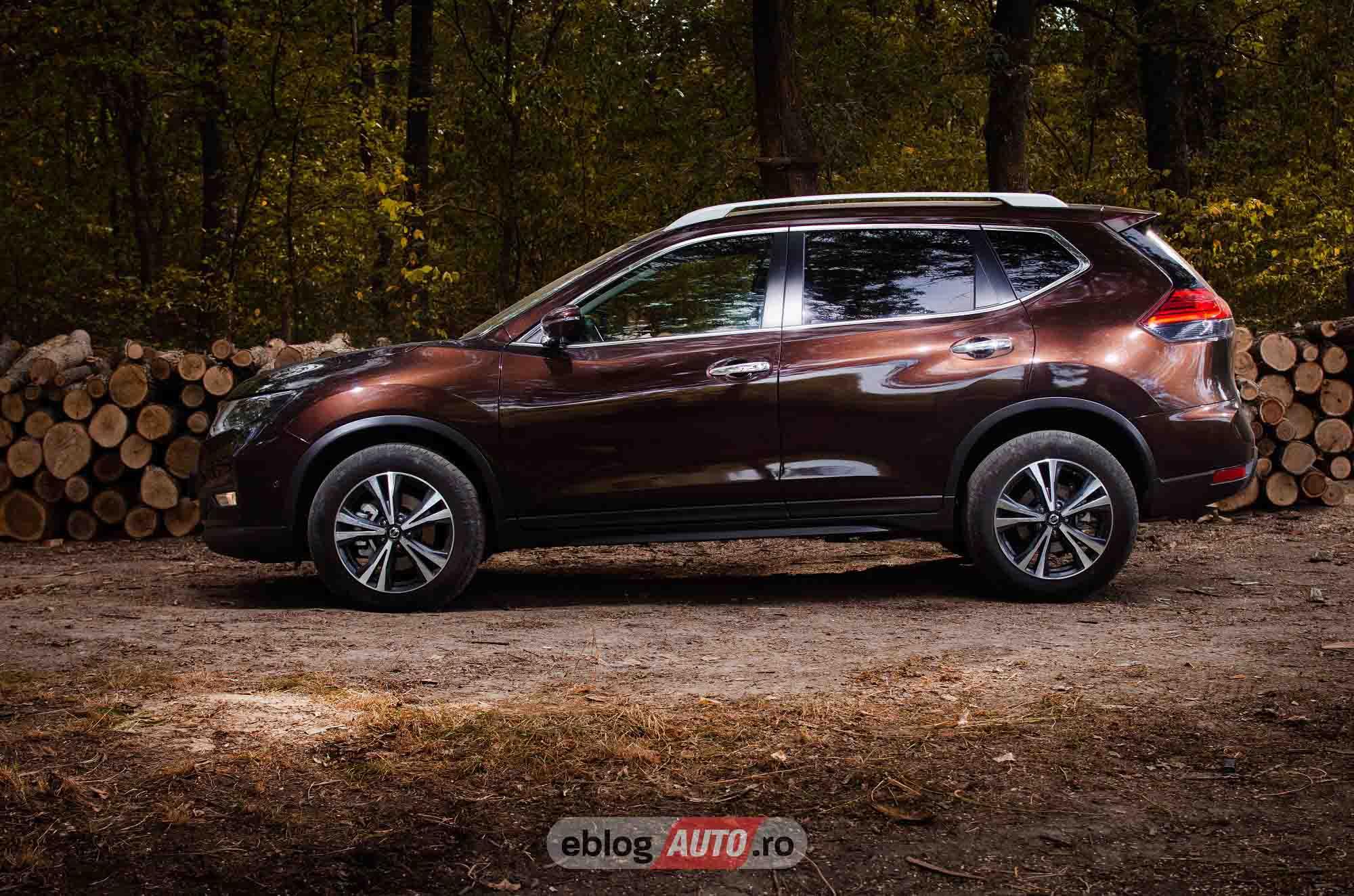 Test Drive Nissan X-Trail 2.0 4WD CVT 177 CP 2019 [VIDEO]