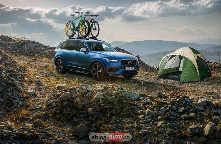 Test Drive Volvo XC90 R-Design D5 AT8 AWD 7 locuri 2019 [VIDEO]