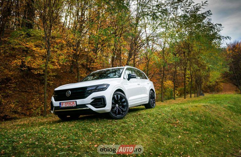 Test Drive Volkswagen Touareg 2018 [VIDEO]
