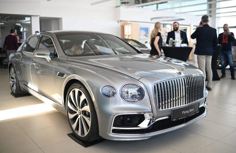 Bentley București a prezentat noul Flying Spur