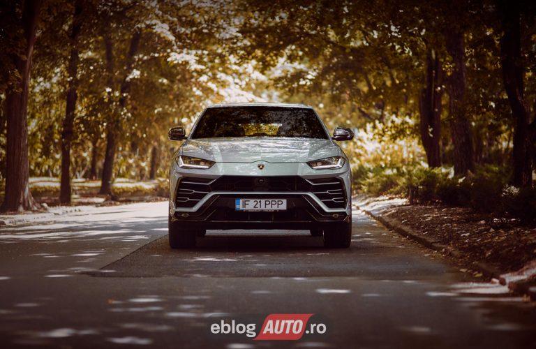 Test Drive Lamborghini URUS 2020 [VIDEO]