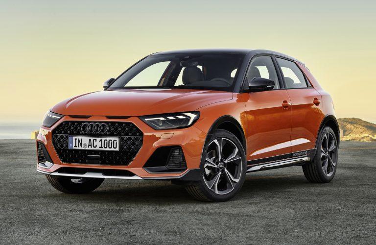 Primele detalii despre Audi A1 Citycarver