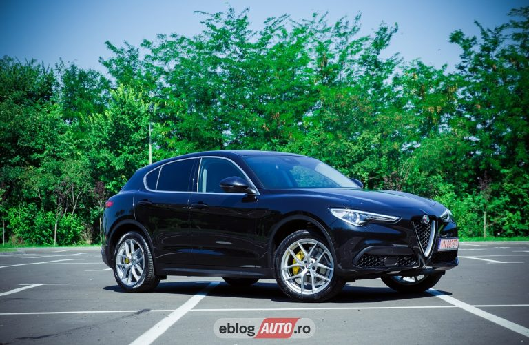 Test Drive Alfa Romeo Stelvio 2.0 Turbo 280 CP AT8 AWD E6 2017 [VIDEO]