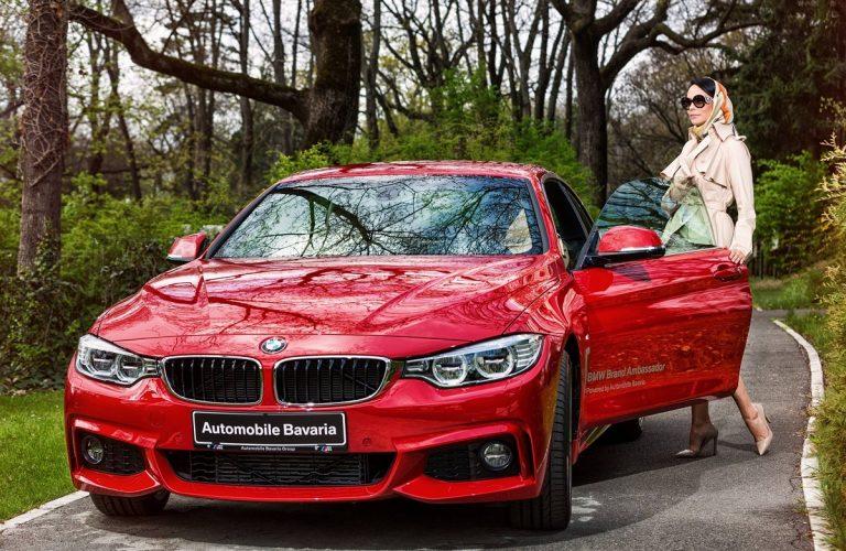 Surprize-Surprize! Povestea continua: Andreea Marin ambasador oficial al Automobile Bavaria Group