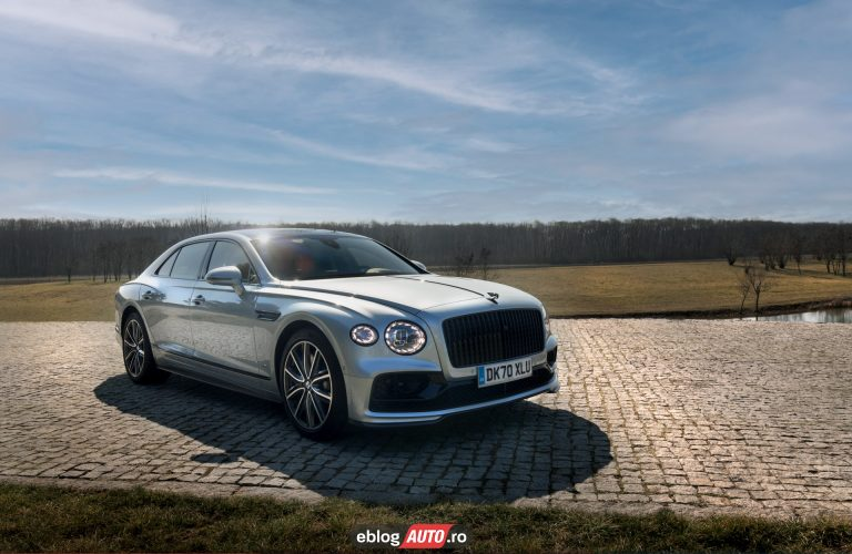 Test Drive Bentley Flying Spur 2021 [VIDEO]