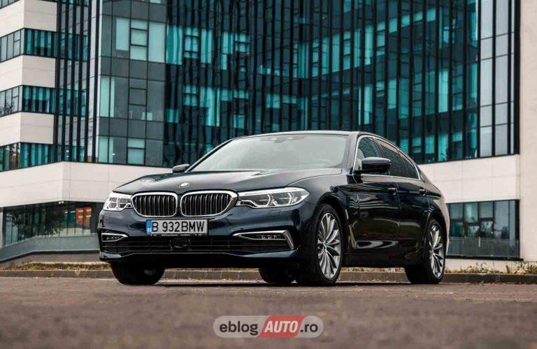 Test Drive BMW 530e Plug-in Hybrid 2020 [VIDEO]