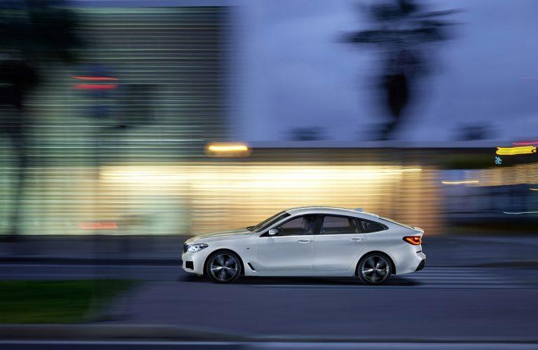 Noul BMW Seria 6 Gran Turismo