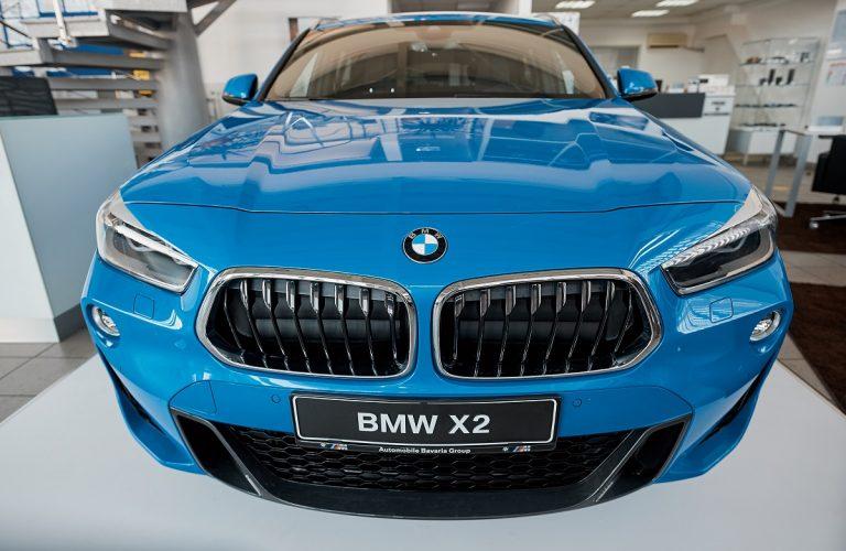 Noul BMW X3 şi X2 le poti testa acum la Bacau