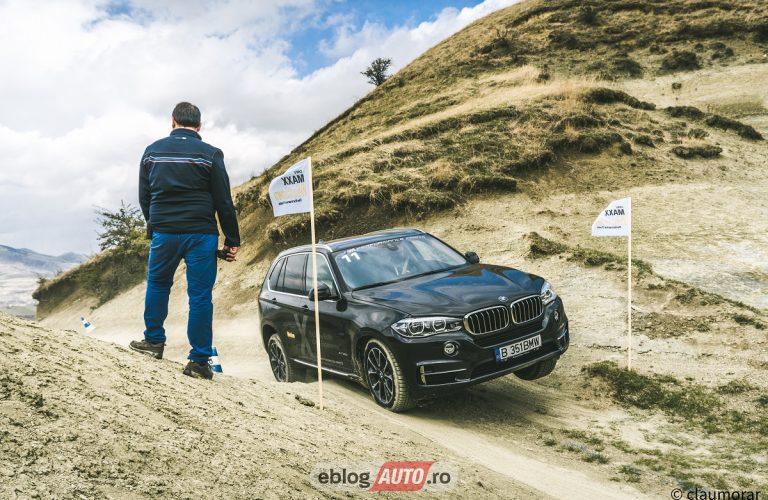 Exclusive BMW xDrive Experience Cluj-Napoca 2017