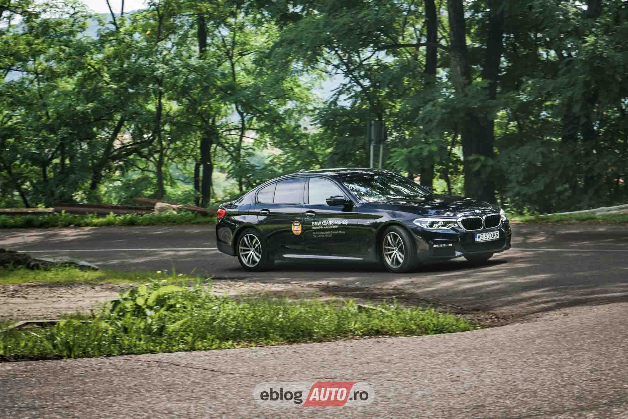Test Drive Autovit.ro cu BMW 530d de la dealerul BMW XCARS MURES [VIDEO REVIEW]