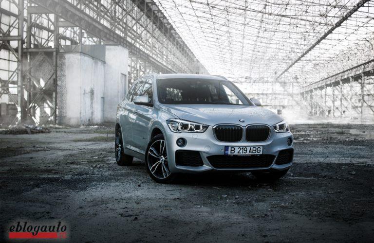 Test Drive BMW X1 18d 2.0 xDrive 150 CP 2016