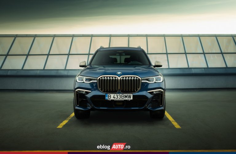 Test Drive BMW X7 M50d 2021 [VIDEO]