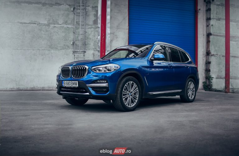 Test Drive BMW X3 xDrive 30e plug-in hybrid 2020 [VIDEO]