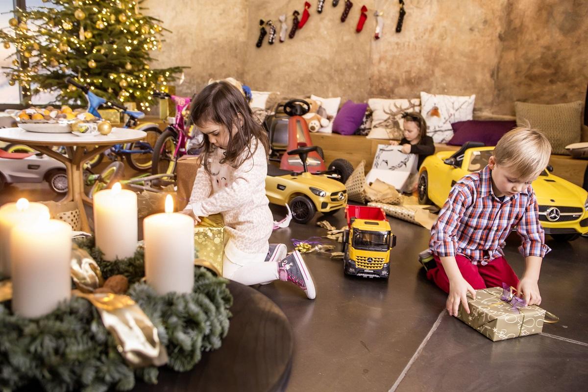 Idei de cadouri #Mercedes pentru sărbători