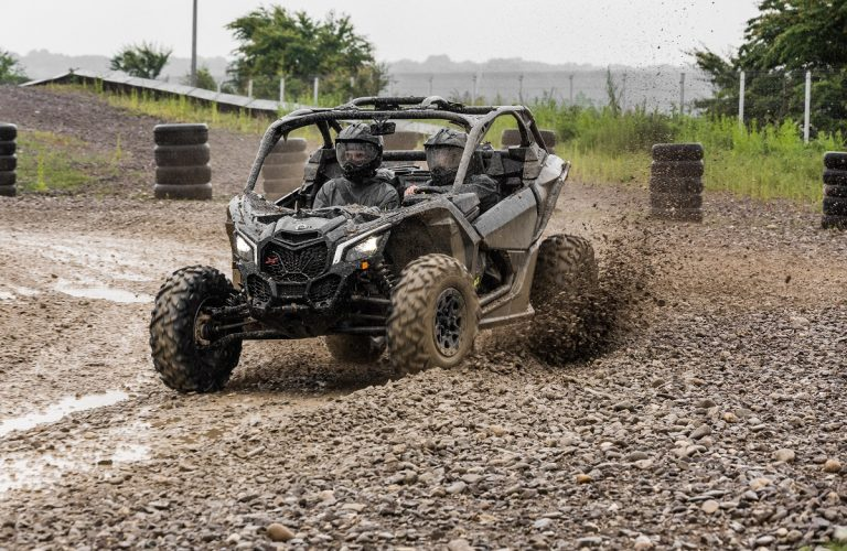 Ne-am distrat la ATA cu gama de vehiculele ATV, SSV și Spyder de la BRP Can-am