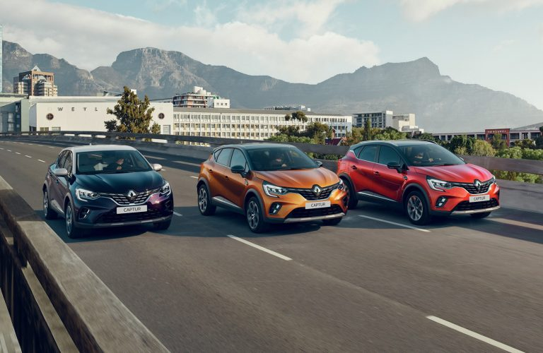 Noul Renault Captur, primele informații generale