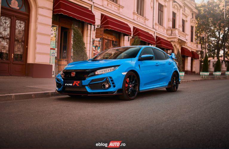 Test Drive Honda Type R 2020 [video]