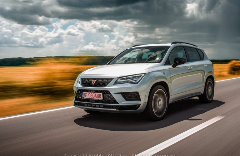 Test Drive Cupra Ateca 2019 [VIDEO]