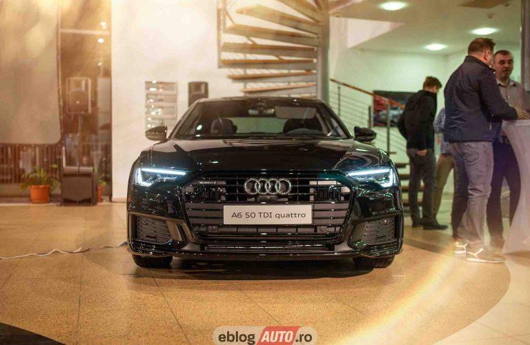 Noile Audi A6 si Q8 au fost lansate la Bacau