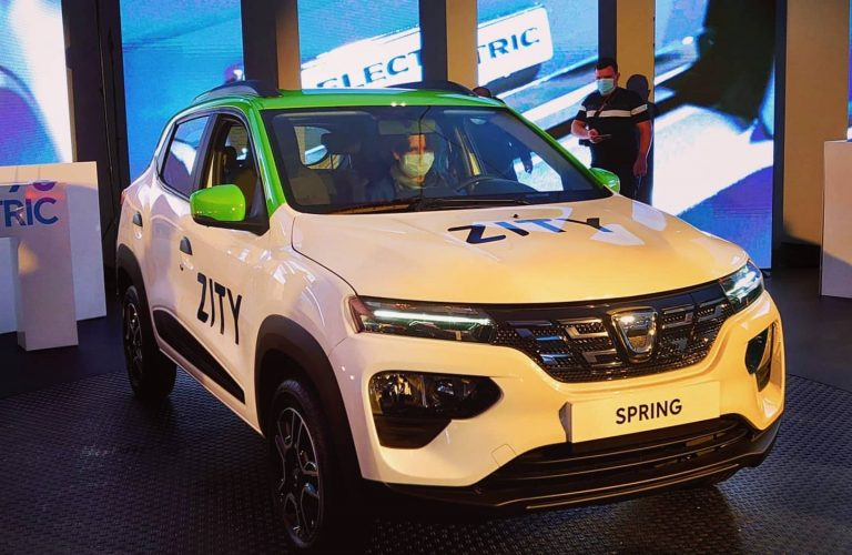 Dacia SPRING Electric 🔌 Prim contact + zvonuri PREȚ