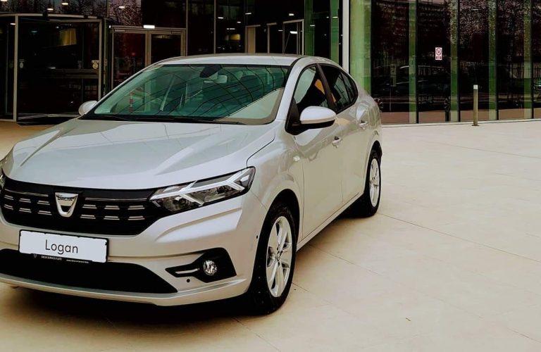 Test Dacia Logan si Dacia Sandero 2020