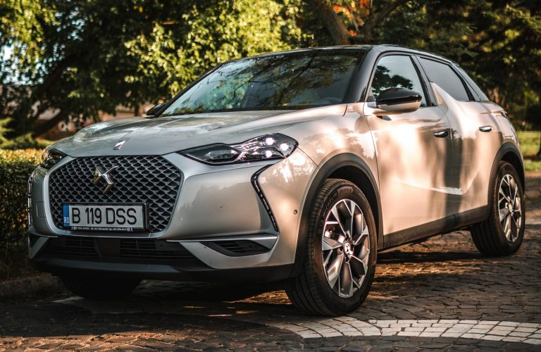 Test Drive DS 3 Crossback E-TENSE 2020 [VIDEO]