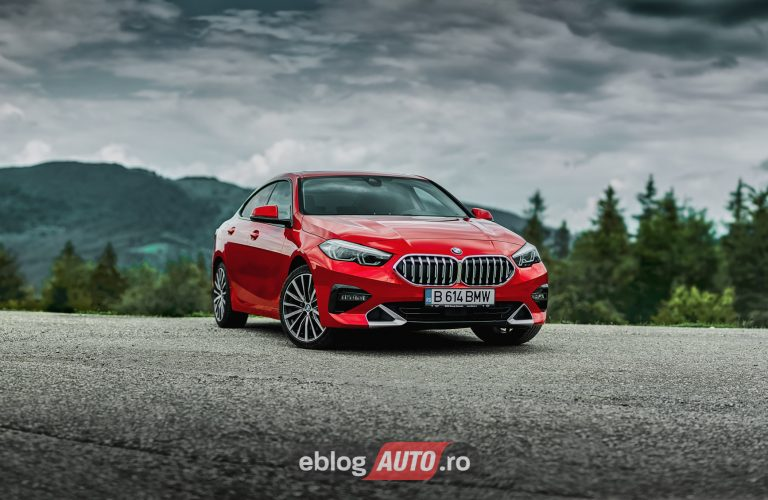 Test Drive BMW 220d Gran Coupé 7LE Luxury Line