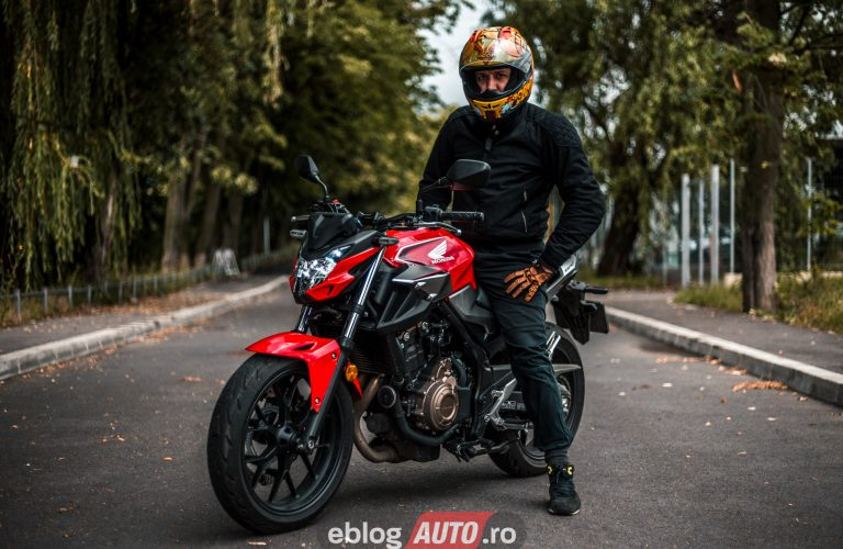 Test Honda CB500 F 2020 [VIDEO]