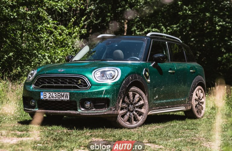 Test Drive MINI Cooper SE All4 Countryman PHEV 2020 [VIDEO]
