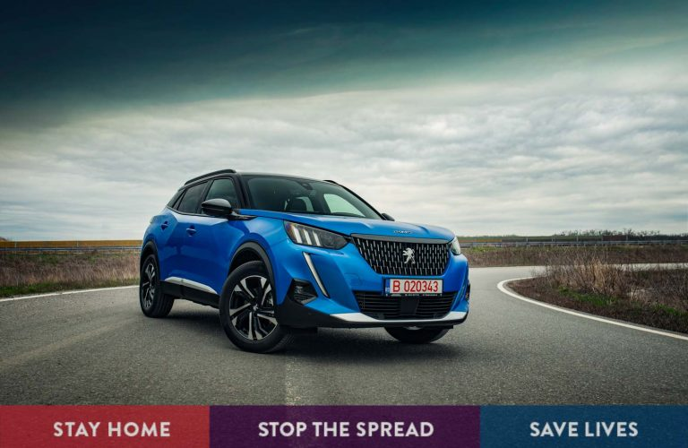 Test Drive Peugeot 2008 GT LINE 1.5 BLUEHDI STT 130 CP EAT8 2020 [VIDEO]