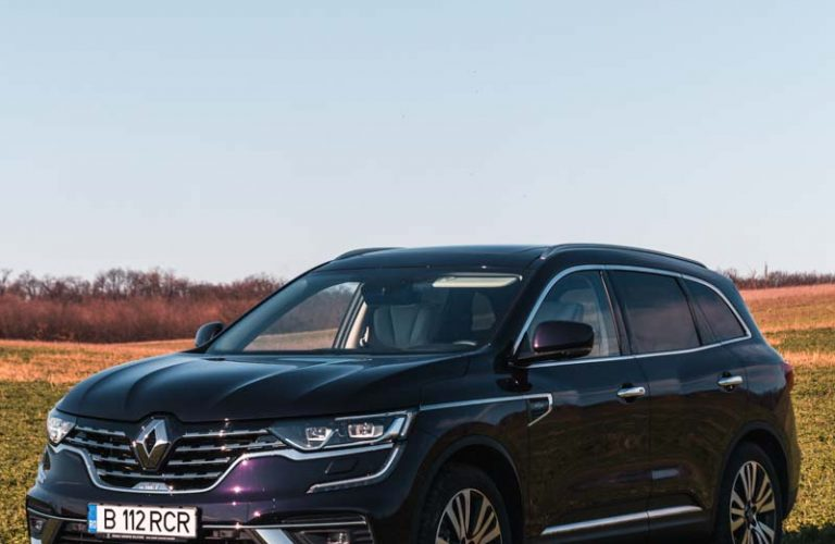 Test Drive Renault Koleos Initiale Paris 190 4×4 2020 [VIDEO]