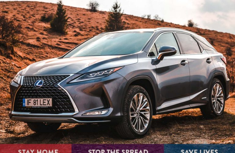 Test Drive Lexus RX450h 2020 [VIDEO]