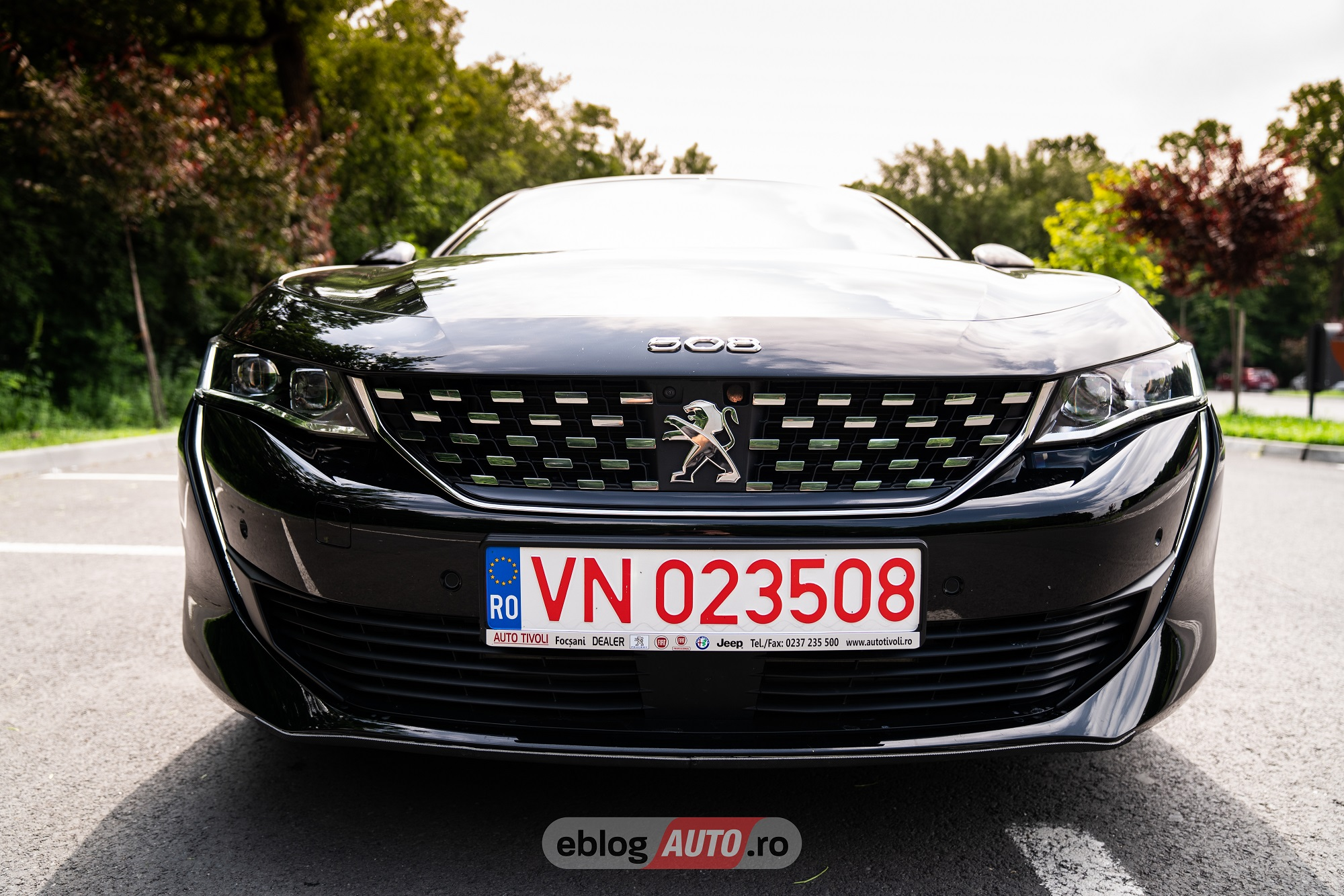 Test Drive Peugeot 508 GT 225 CP EAT8 2019 [VIDEO]