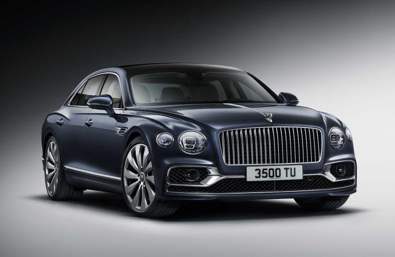 Bentley Flying Spur, generație nouă. Primele detalii oficiale