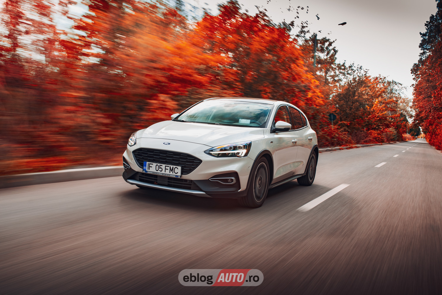 Test Drive Ford Focus Active 2019 [VIDEO]