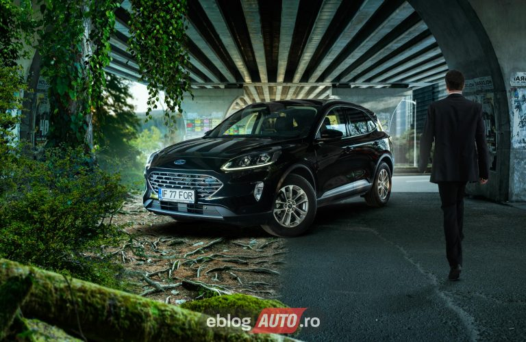 Test Drive Ford Kuga 2020 [VIDEO]