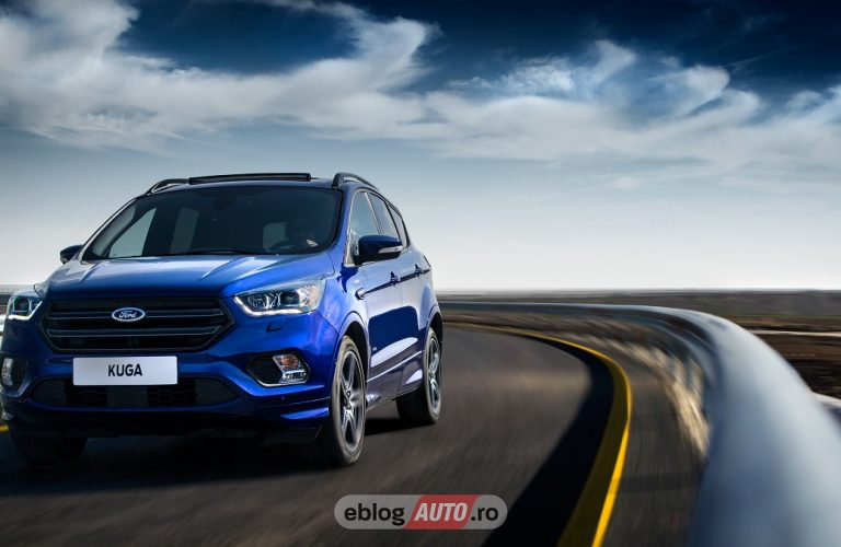 Test Drive Ford Kuga 2.0 180 CP 2017 [REVIEW & VIDEO]