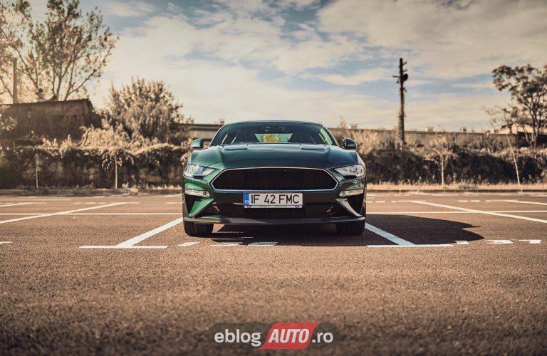 Test Drive Ford Mustang Bullit – o bucățică de istorie cu un preț incredibil