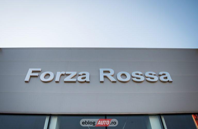 Forza Rossa deschide cel mai nou showroom Ferrari din Europa