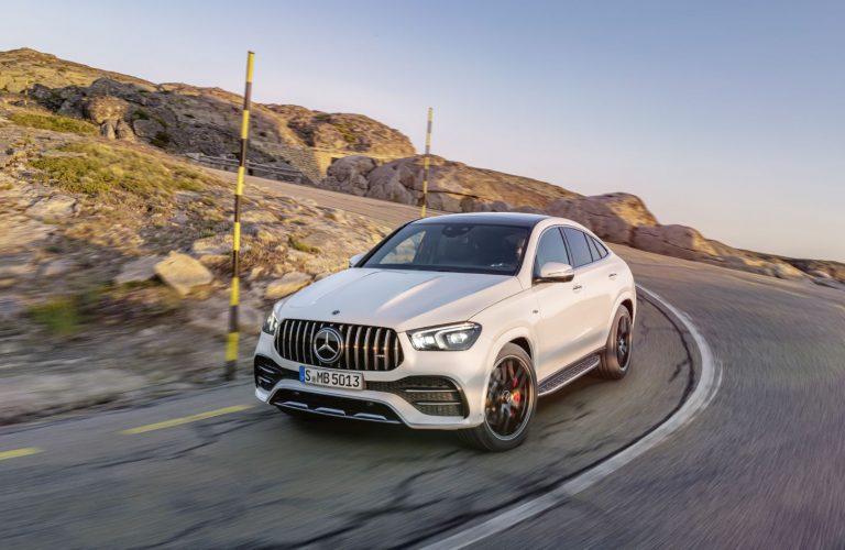 O nouă generație pentru Mercedes Benz GLE Coupe