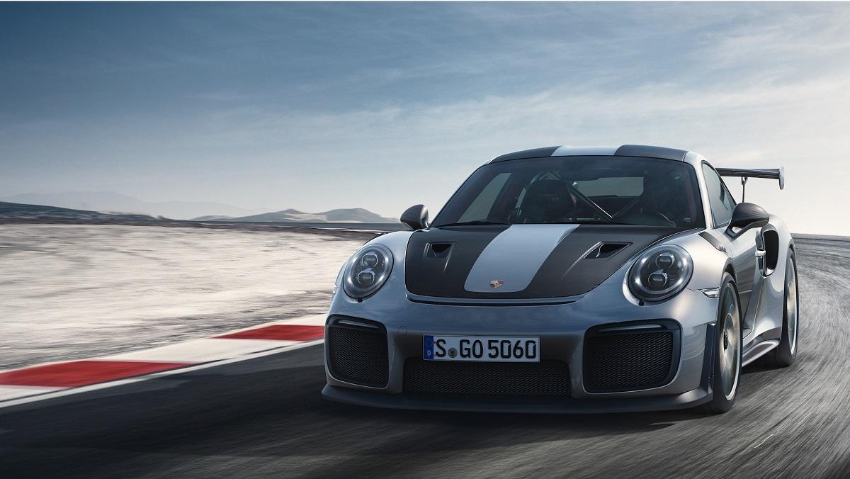 Porsche lanseaza cel mai puternic 911 din toate timpurile