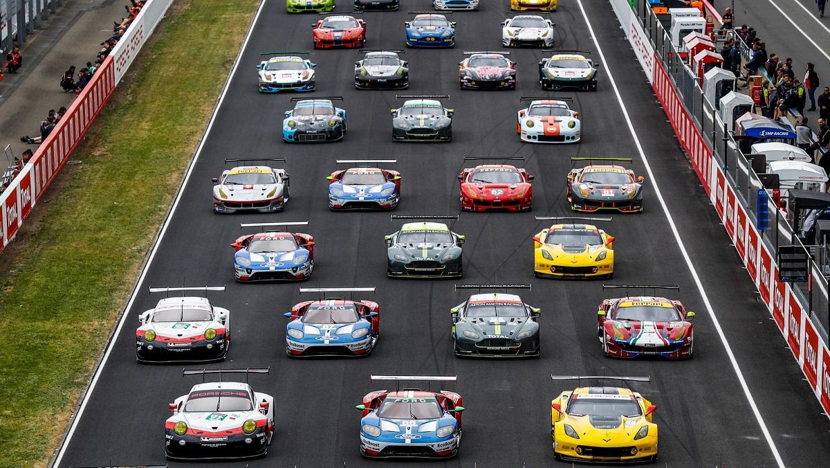 Debut al noului Porsche 911 RSR la Le Mans