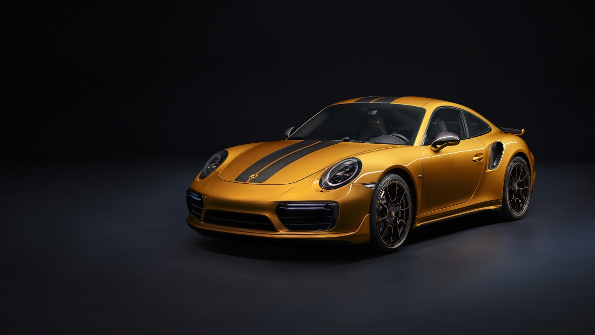 Porsche 911 Turbo S Exclusive Series este cel mai puternic și mai special 911 Turbo S