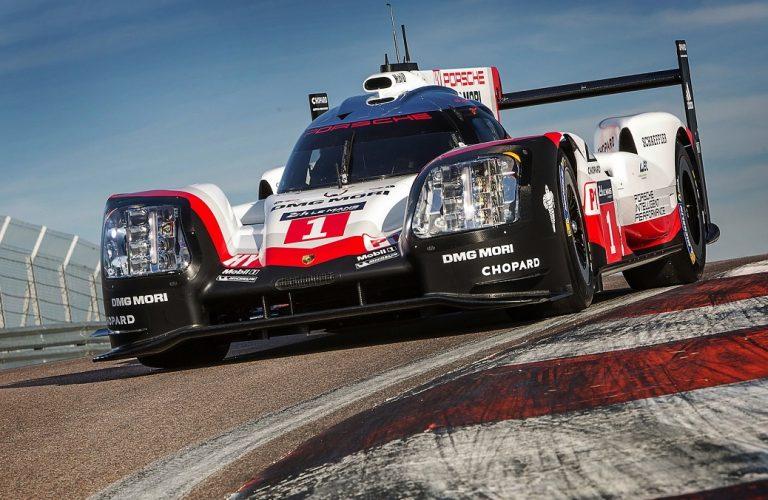 Porsche a prezentat in premiera noul 919 Hybrid la Autodromo Nazionale di Monza