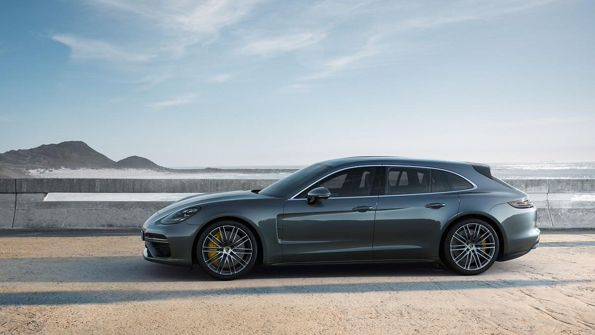 Noul Porsche Panamera Sport Turismo
