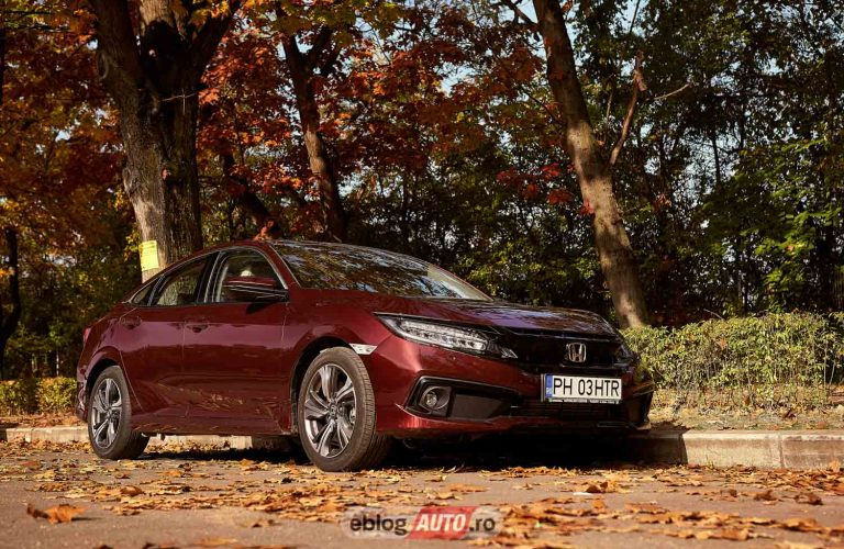 Test Drive Honda Civic 1.5 VTEC CVT 2020 [VIDEO]