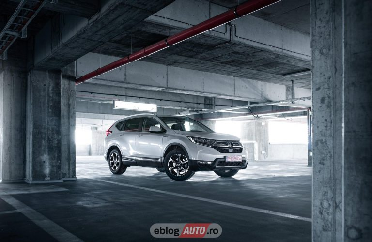 Honda CR-V – FULL HIBRID
